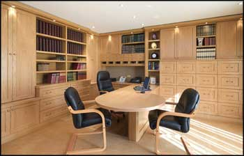 Executive comtemporary Office Furniture for small office Design Ideas