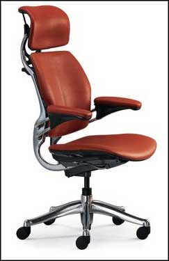 Humanscale Freedom Office Chairs for Bad Backs