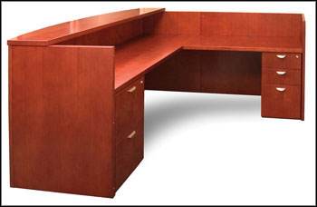 Mayline Furniture Mira Reception Desk