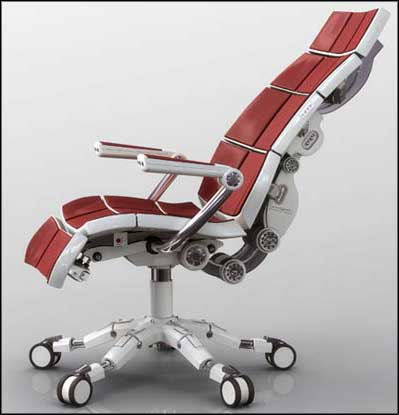 aeron Office Chairs for Bad Backs