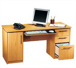 computer table plans for home office