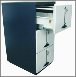 fireproof filing cabinets cheap 3 drawers