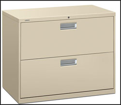 white 2 drawer lateral file cabinet