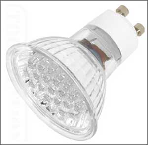 LED gu10 bulbs dimmable