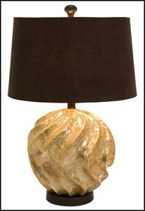 battery operated lamps with shade
