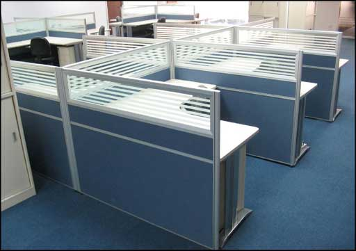 contemporary office cubicle design