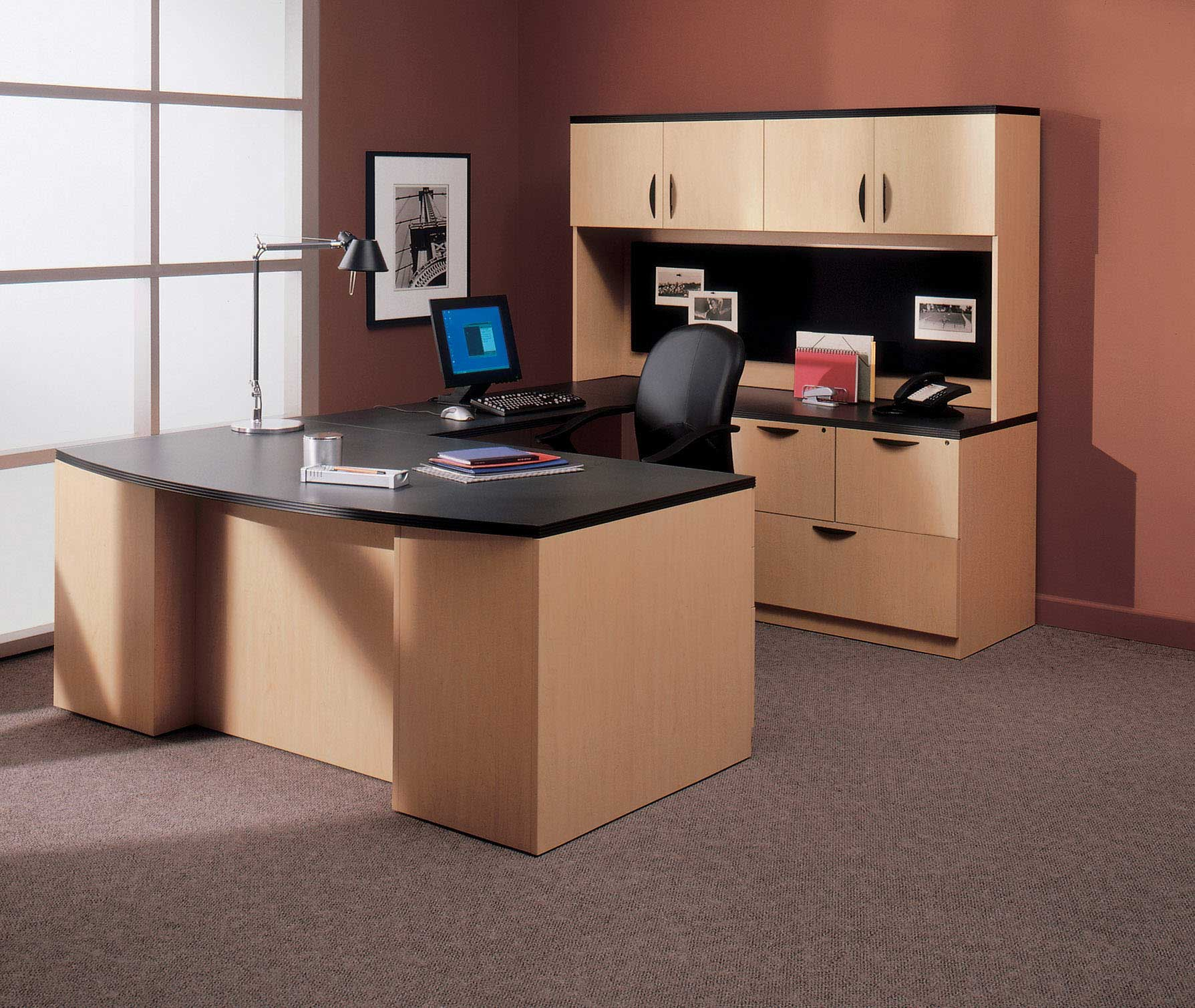 Eco-Friendly Office Furniture Supplies Design