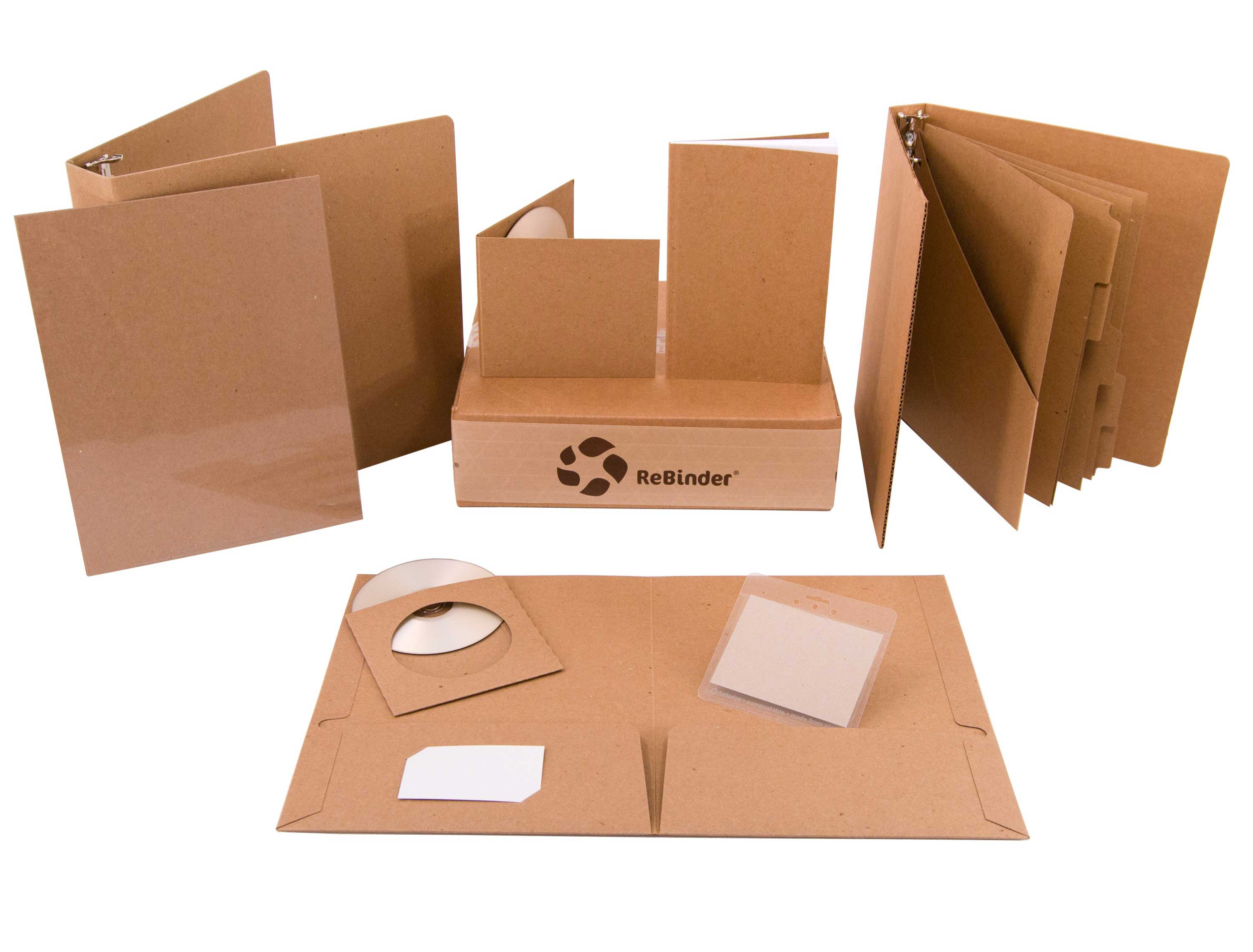 Green Office Supplies Pack