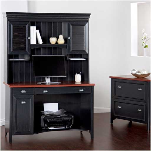 home office designs with compact computer desks