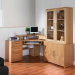 modern home office computer desk sets