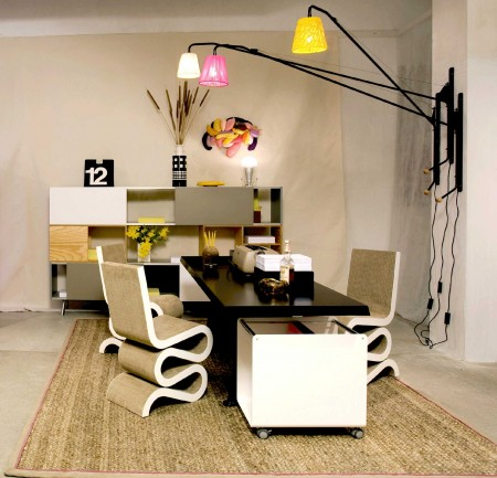 Compact Modern Home Office Furniture