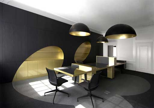 Contemporary Office Furniture Design