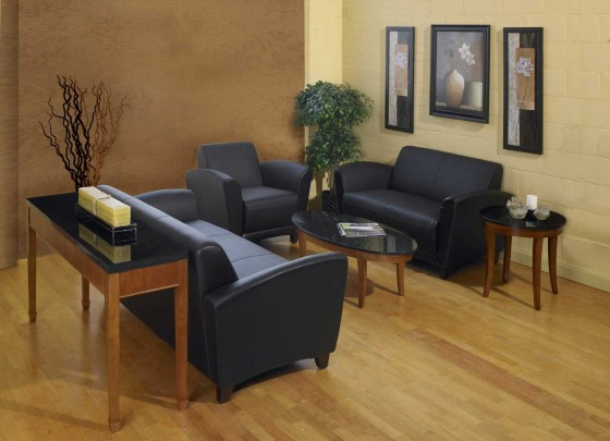 Ergonomic Seating Set on Office Furniture Outlet