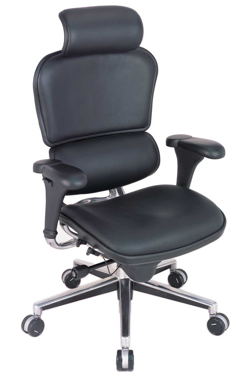 Eurotech Ergohuman Leather High Back Ergonomic Office Chairs