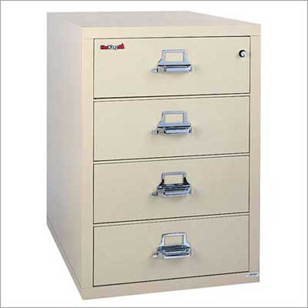 Four Drawer Second Hand Filing Cabinets