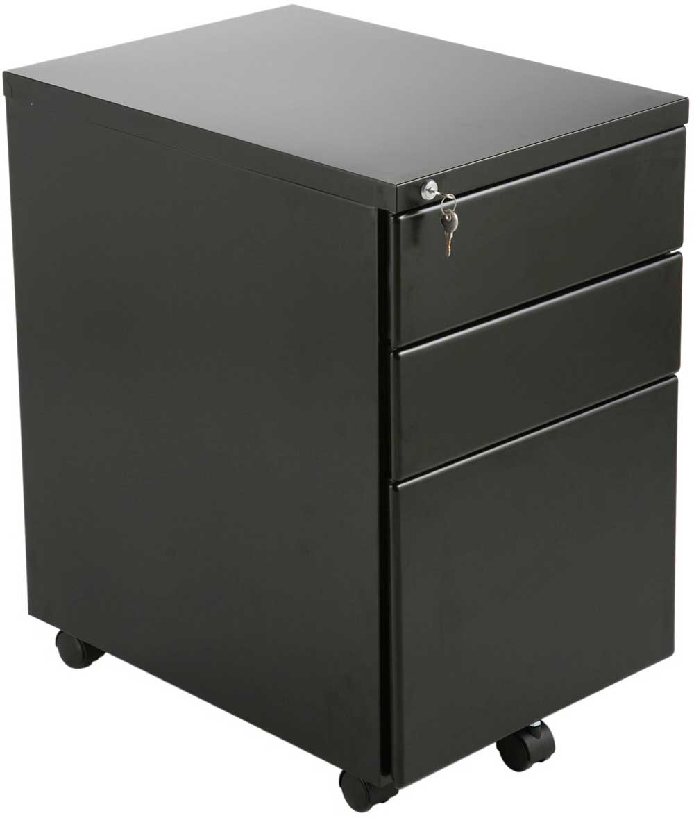 Gregg File Cabinet With Pencil Drawers
