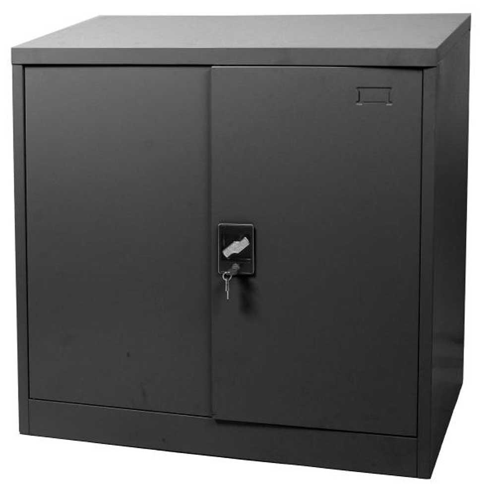 Lockable Metal Two Door Filing Cabinets