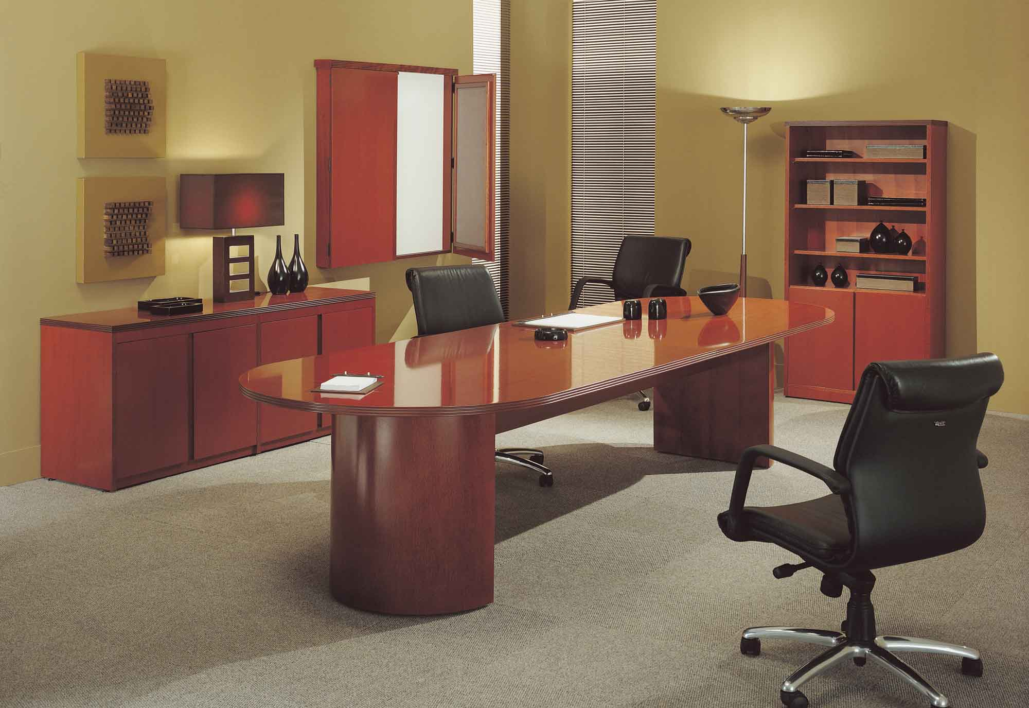 Rudnick Contemporary Office Furniture Design