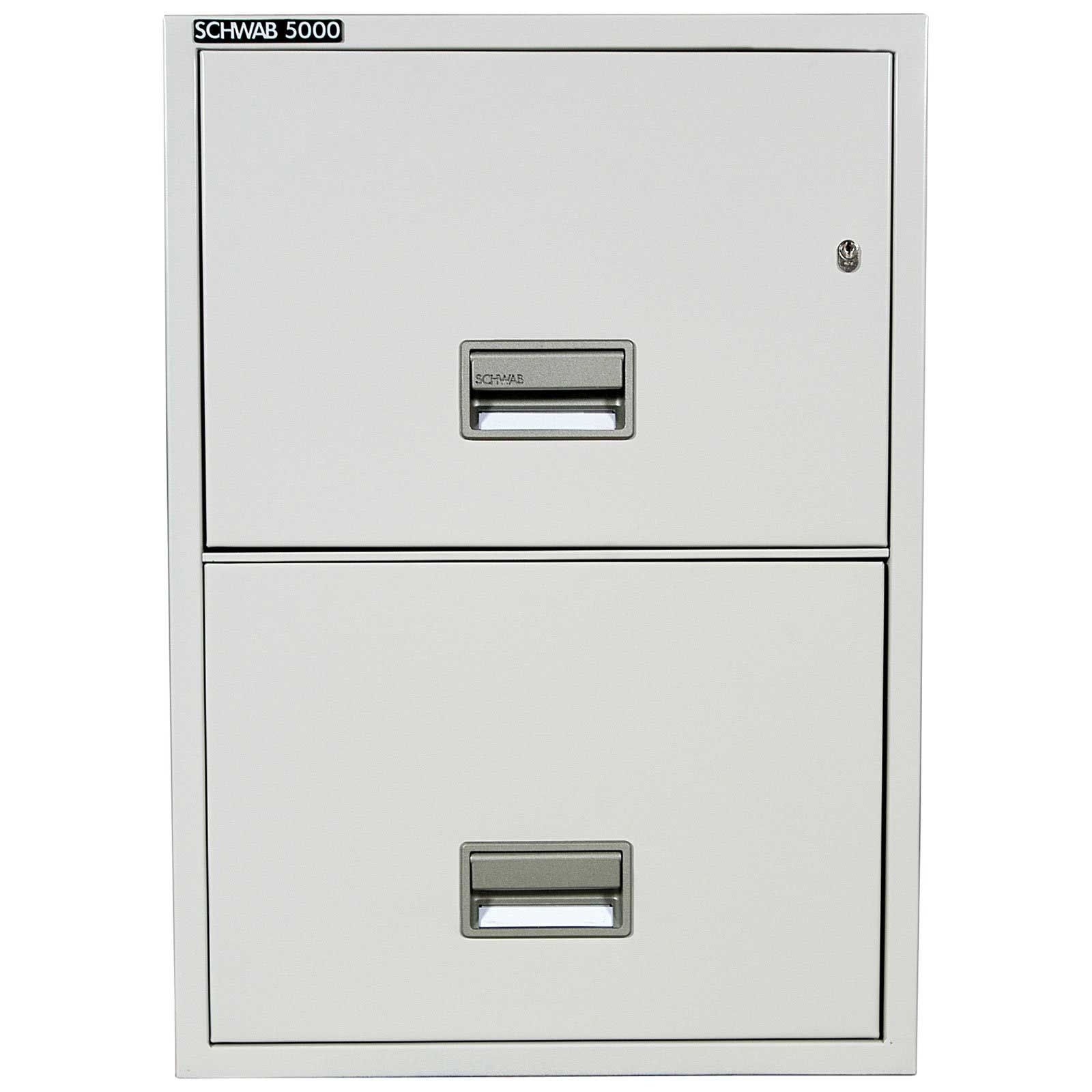 Schwab 5000 Legal Fire Resistant Filing Cabinet