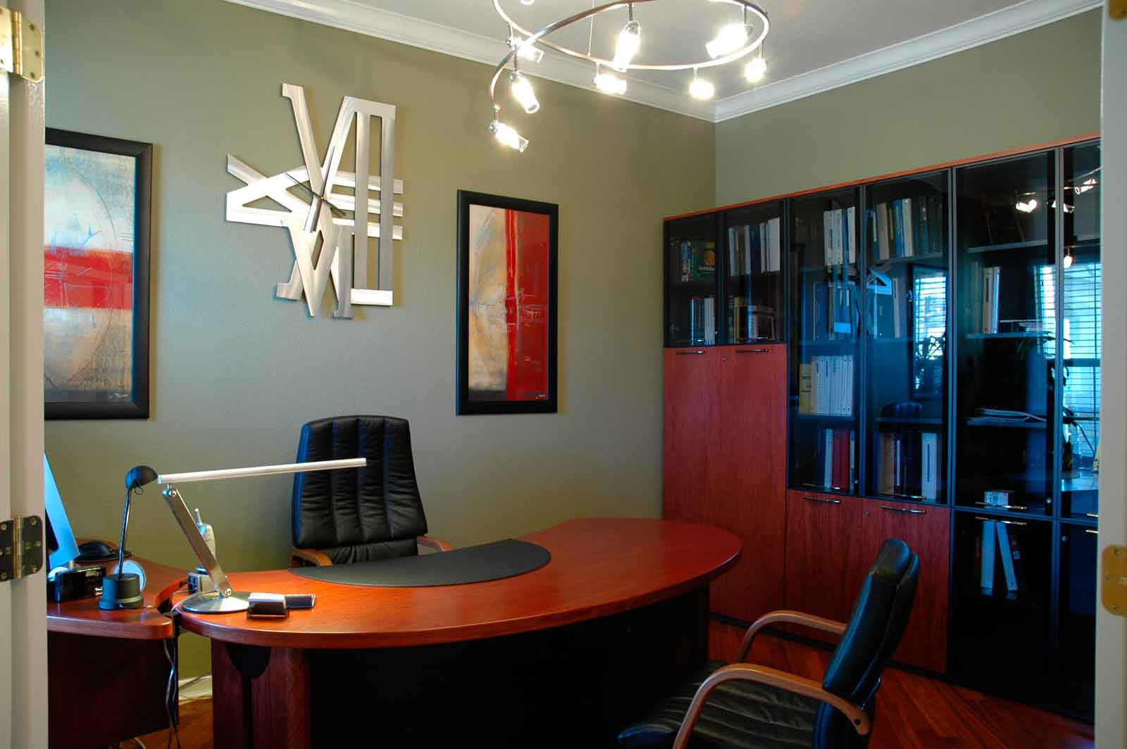 home office design ideas in Sacramento