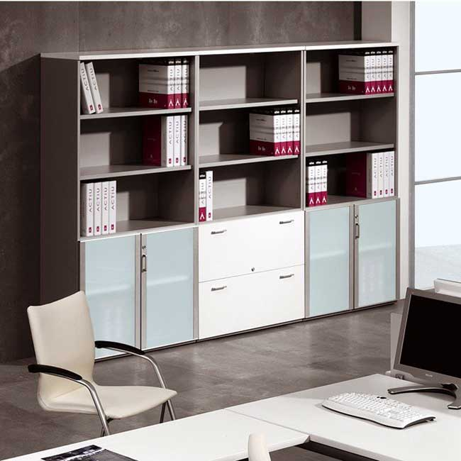 modern Office Wall cabinets