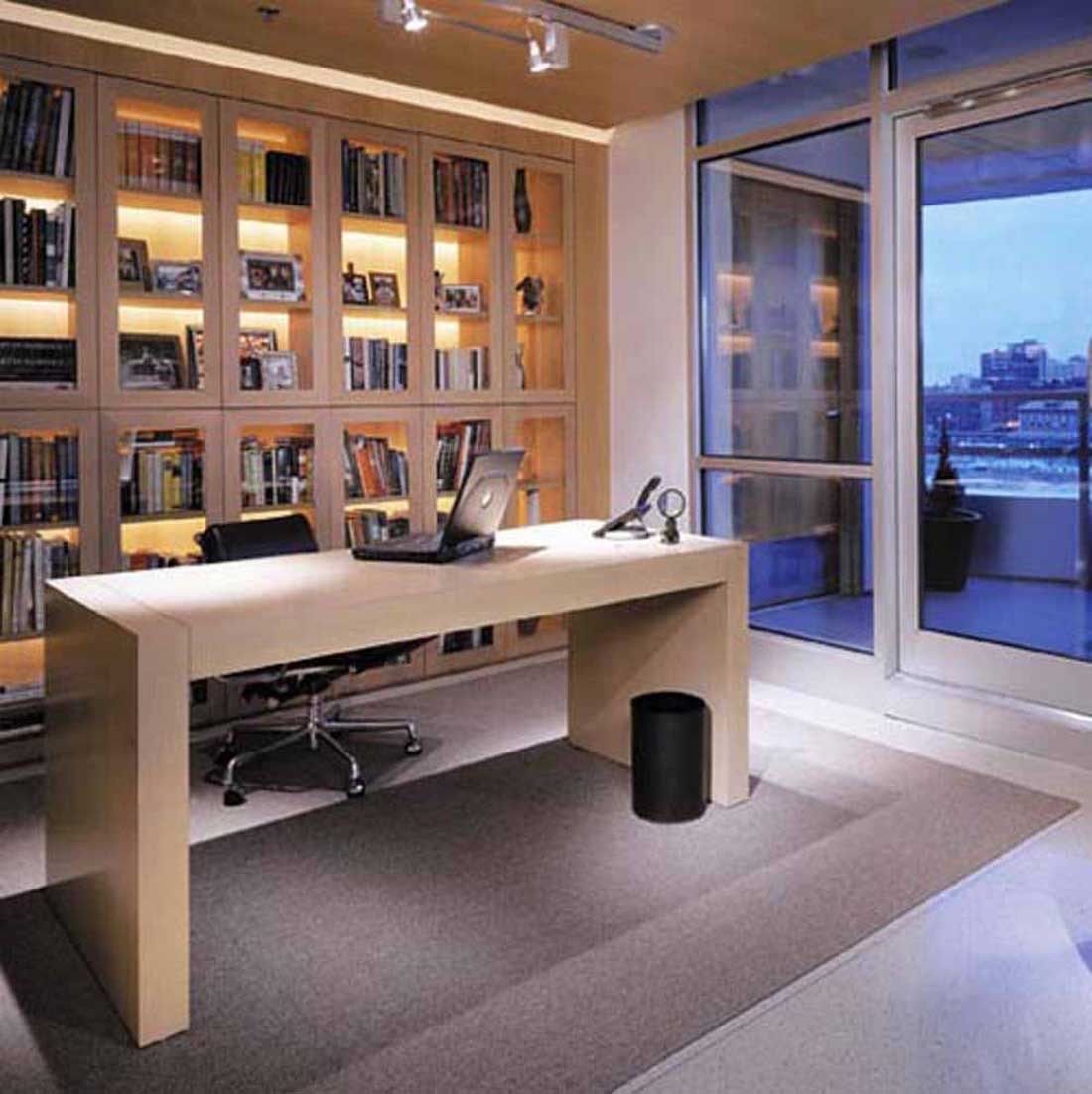 personal executive home office design