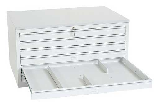 plan metal filing cabinet big size