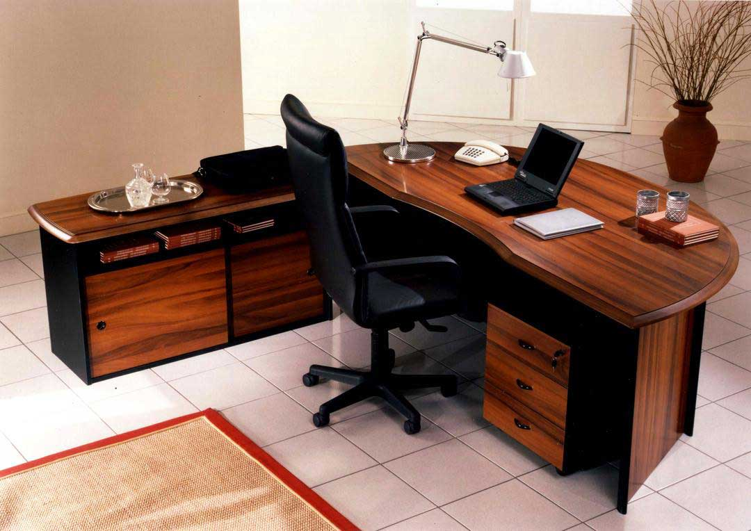 wooden cheap office work desks