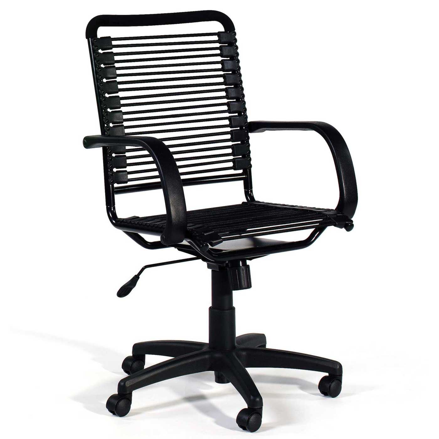 Bungie Black Graphite High Back Workstation Chair