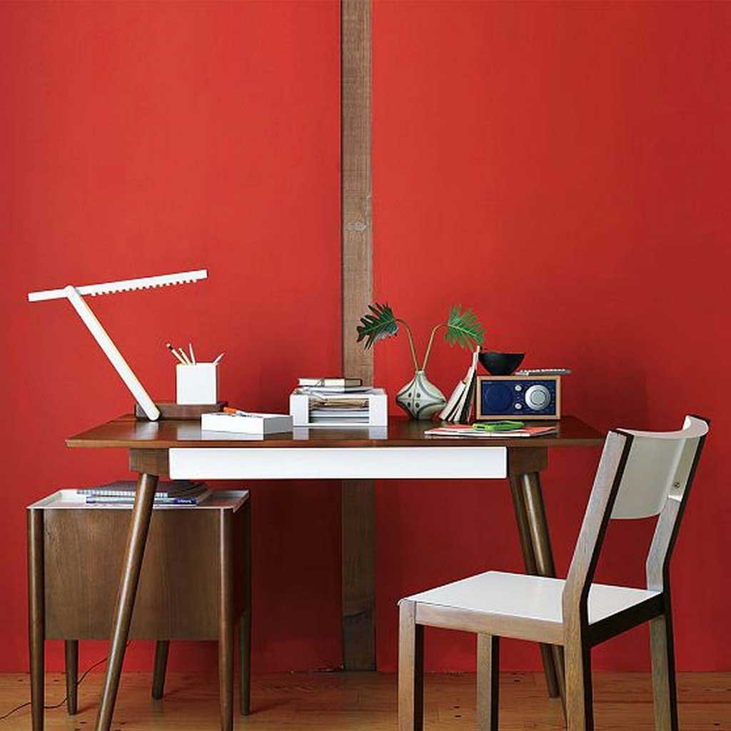 Eco friendly Elm Wood Home Office Furniture Collection