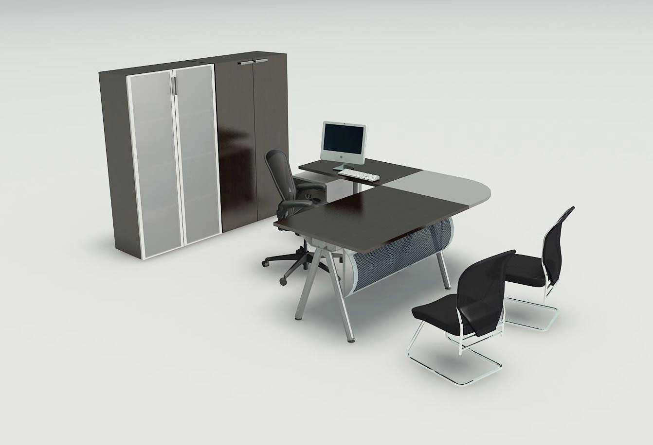 Ergonomic and Classy Furniture Ideas for Office