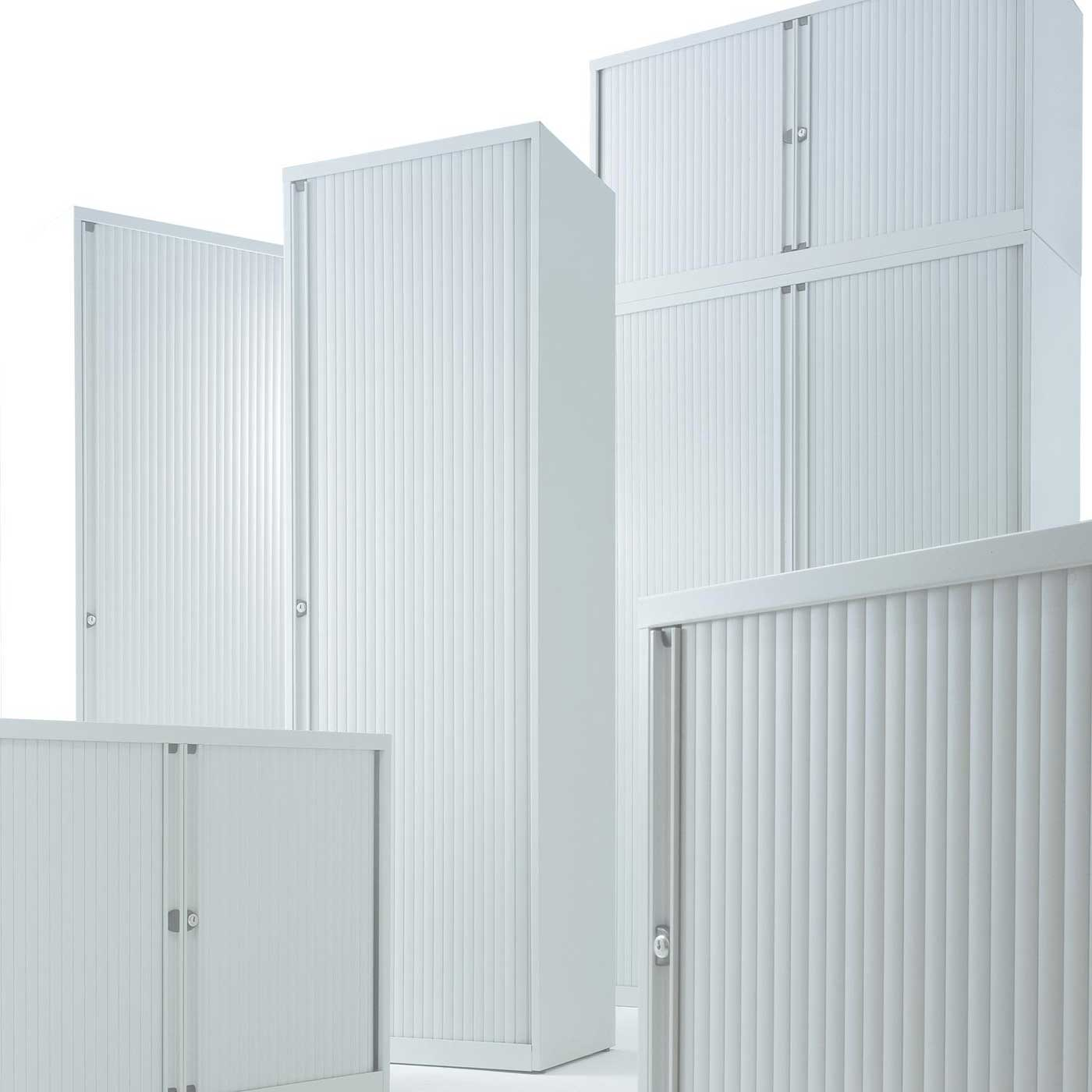 Eurotambour Storage Space Units from Bisley Cabinets