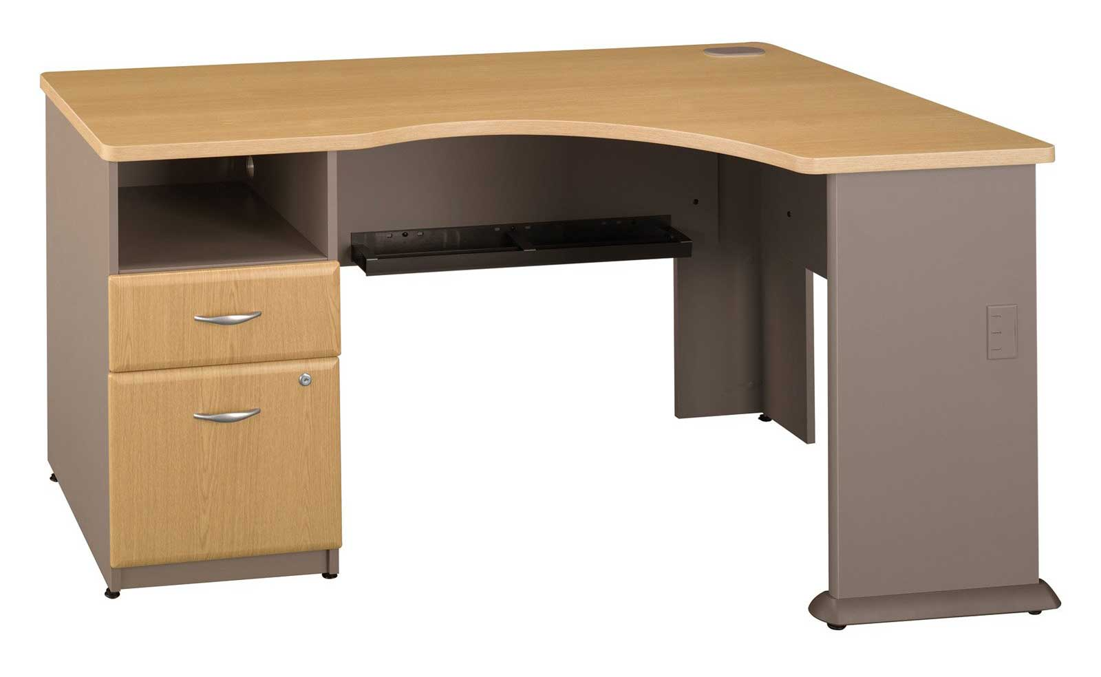 Expandable Bush Corner Computer Desk