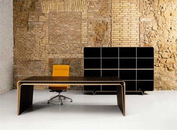 Haworth Contemporary Office Desk Design