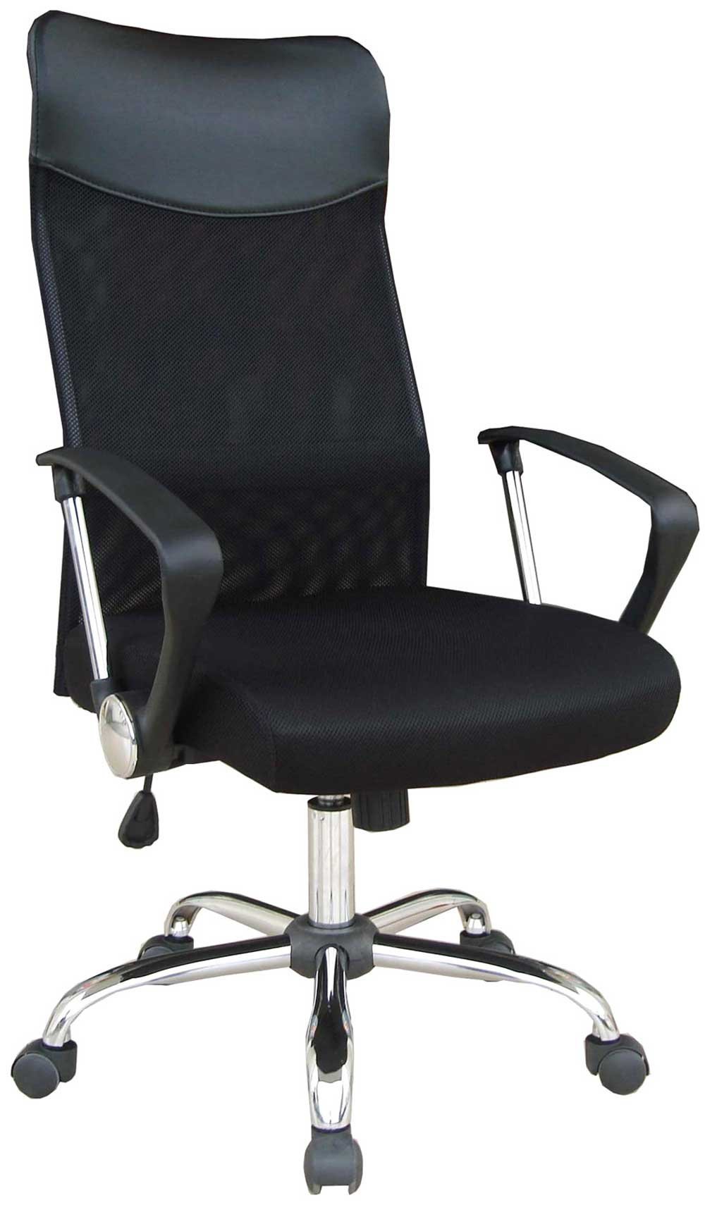 High Back Wheeled Swivel Office Chairs