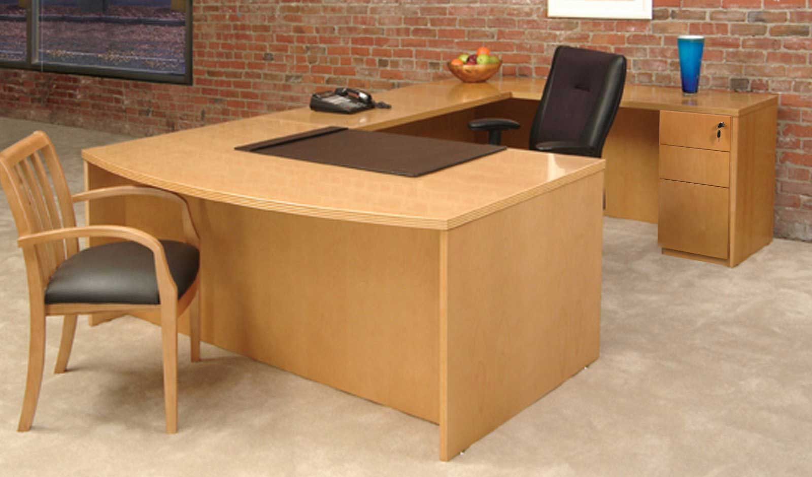 Luminary discount wooden furniture for home office