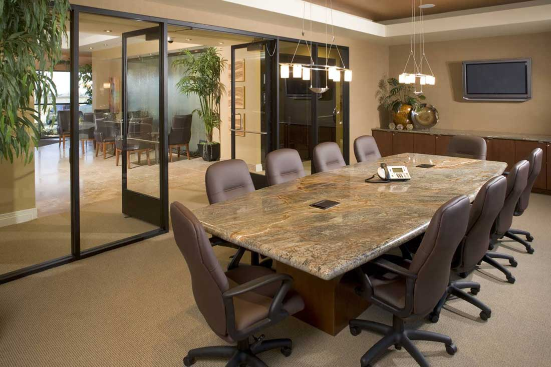 Meeting Room Office Furniture Los Angeles for Executive