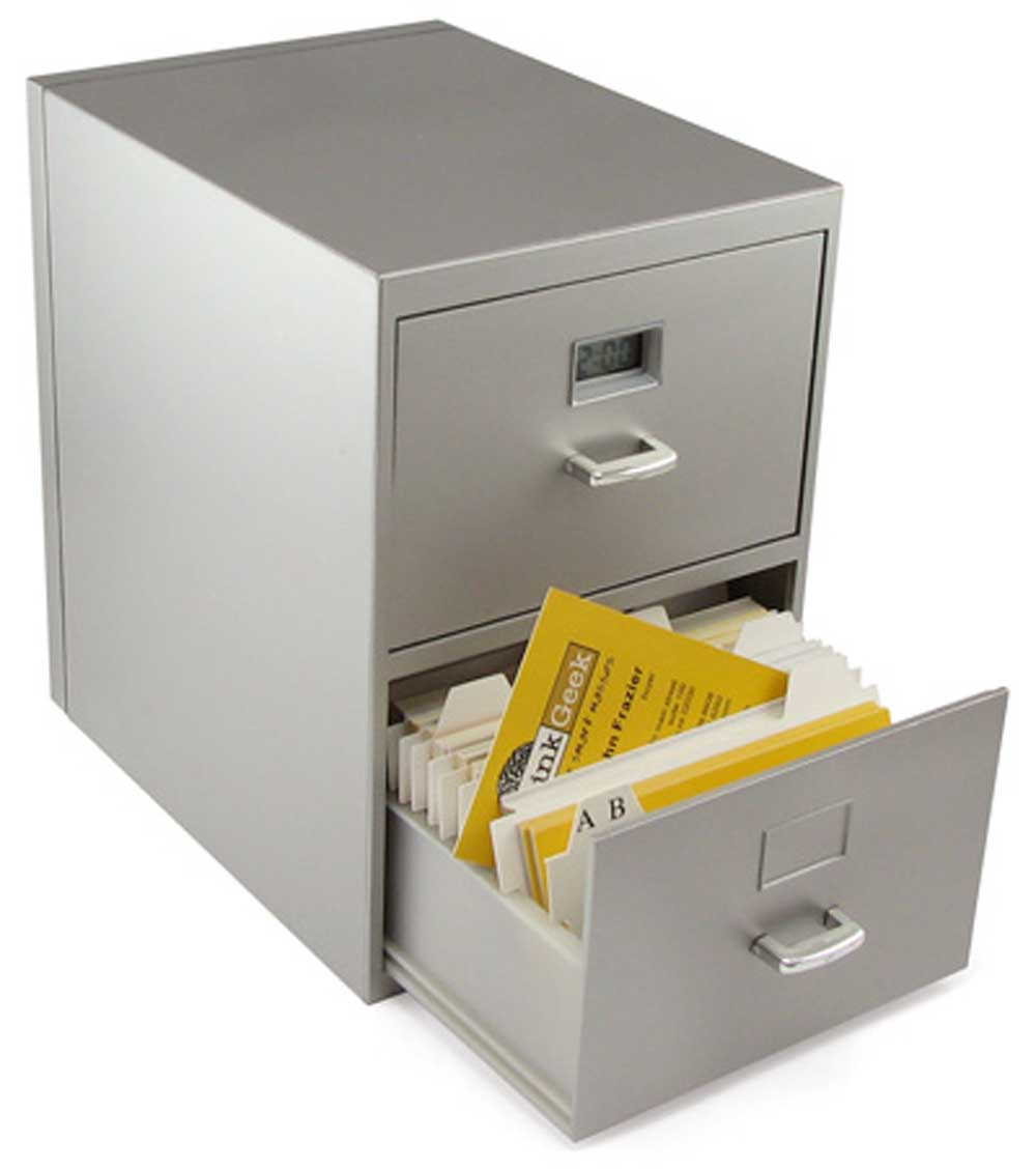 Second-hand Filing Cabinet with Digital Lock