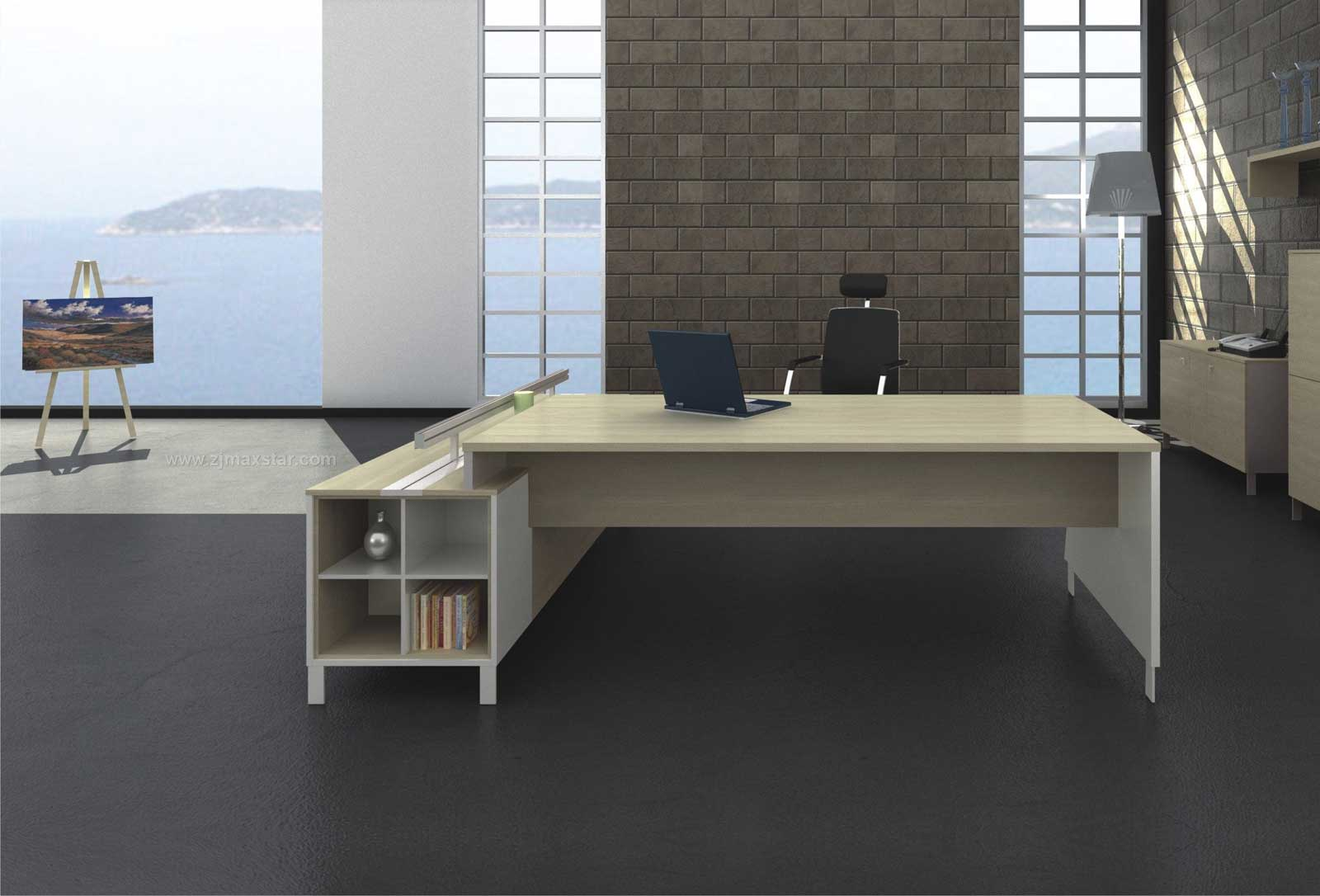 Smart Executive Office Furniture Workstation