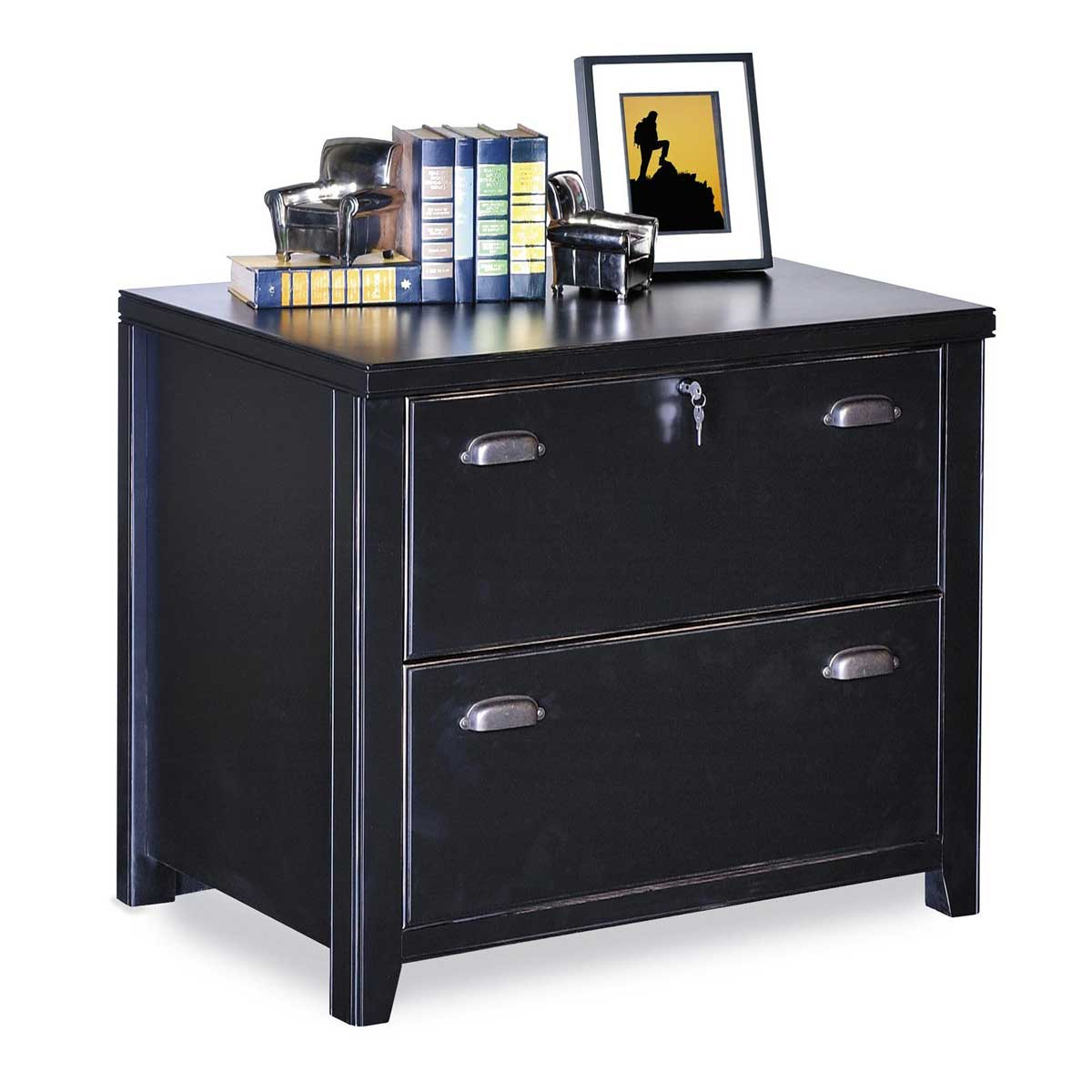 Tribeca Loft 2 Drawers Lateral Filing Storage Cabinet