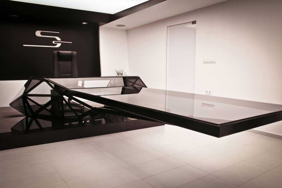 contemporary and luxury meeting furniture desk