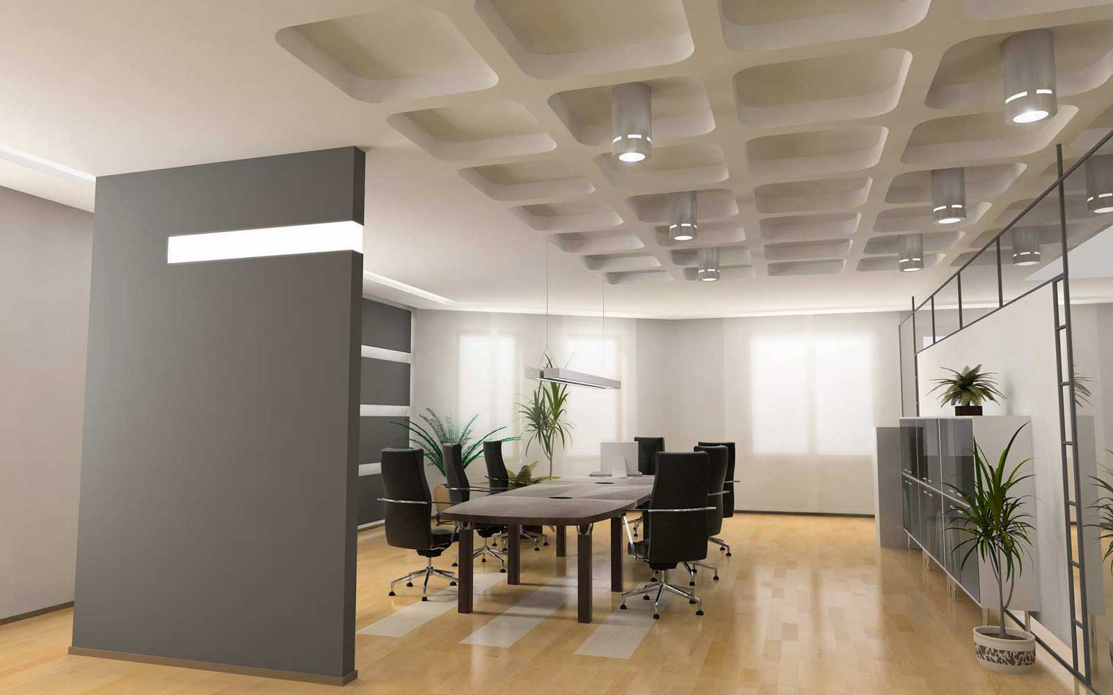 corporate office design concept for home office