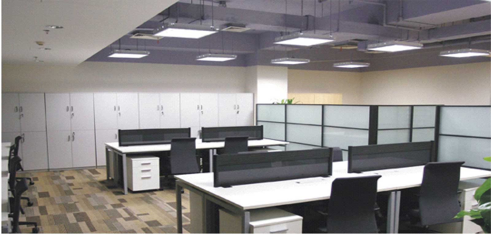 corporate office lightning design ideas