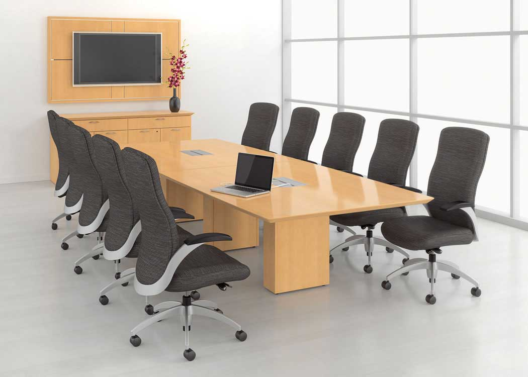 designer contemporary office meeting table room