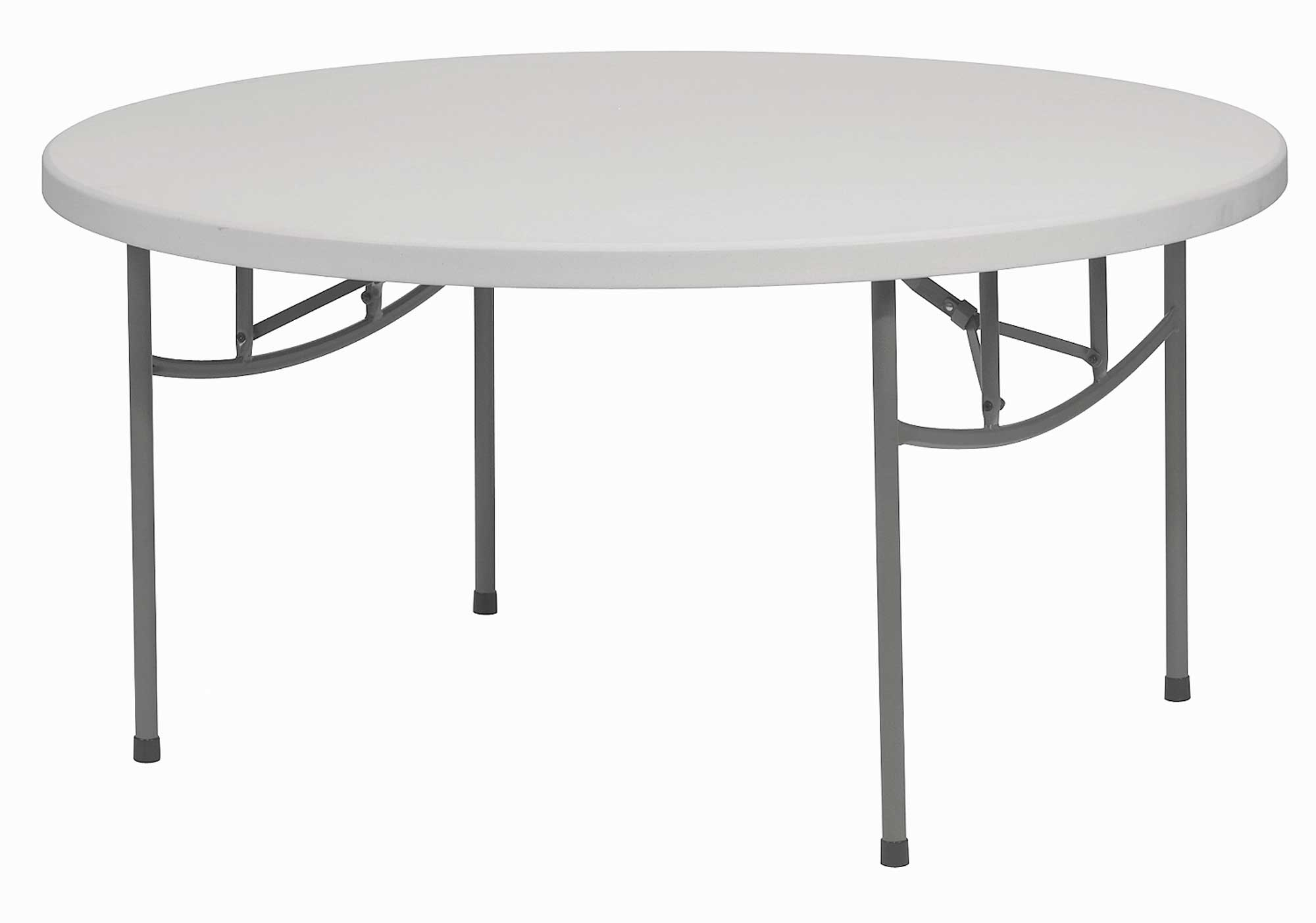 lifetime white 72 round folding tables