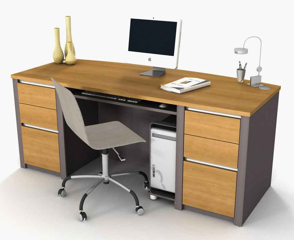 modern stylish computer furniture for home office