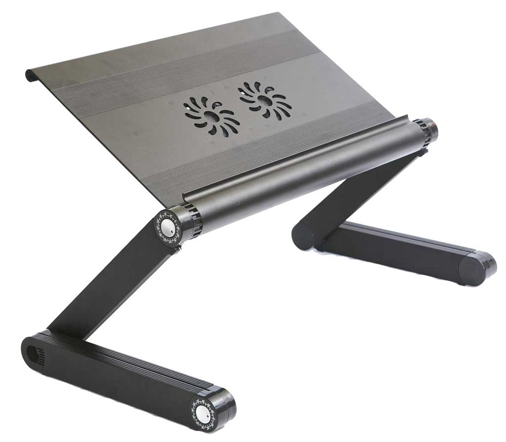 portable ez folding laptop table