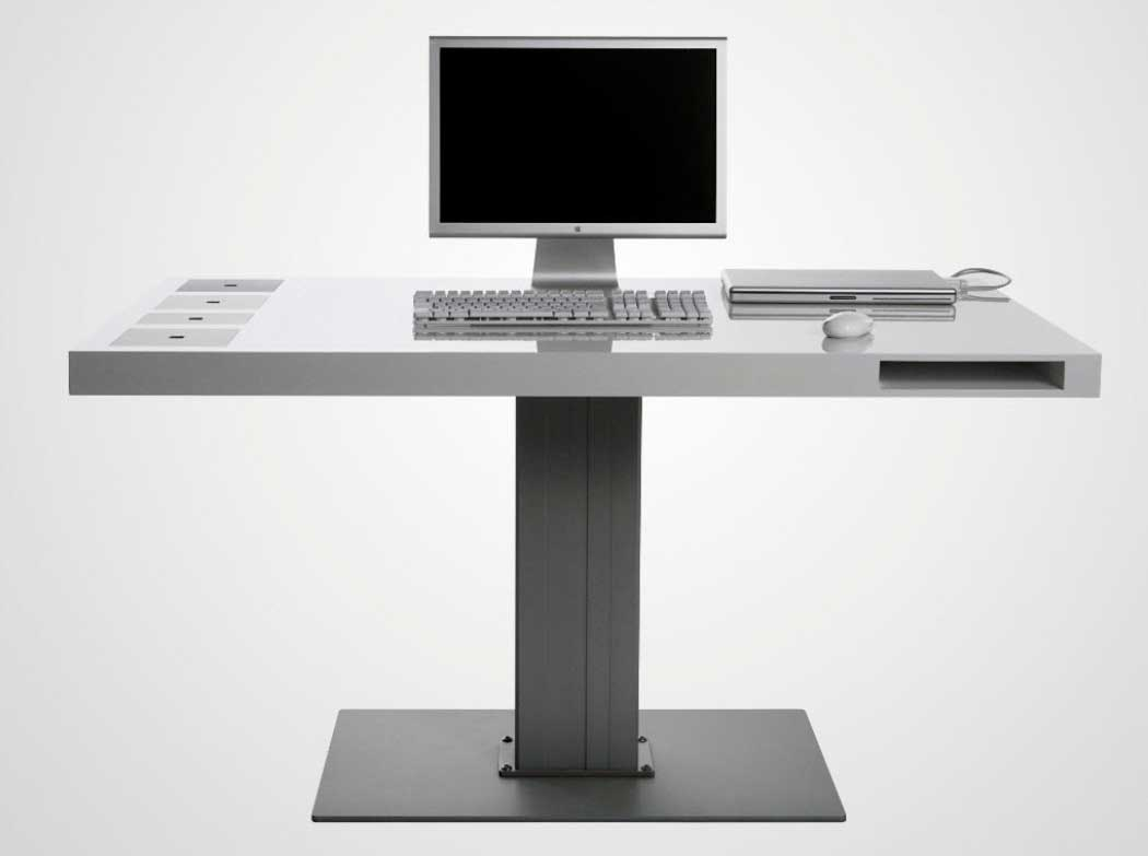 cheap for discount d7f5b 66556 Modern Computer Desks for Small Spaces