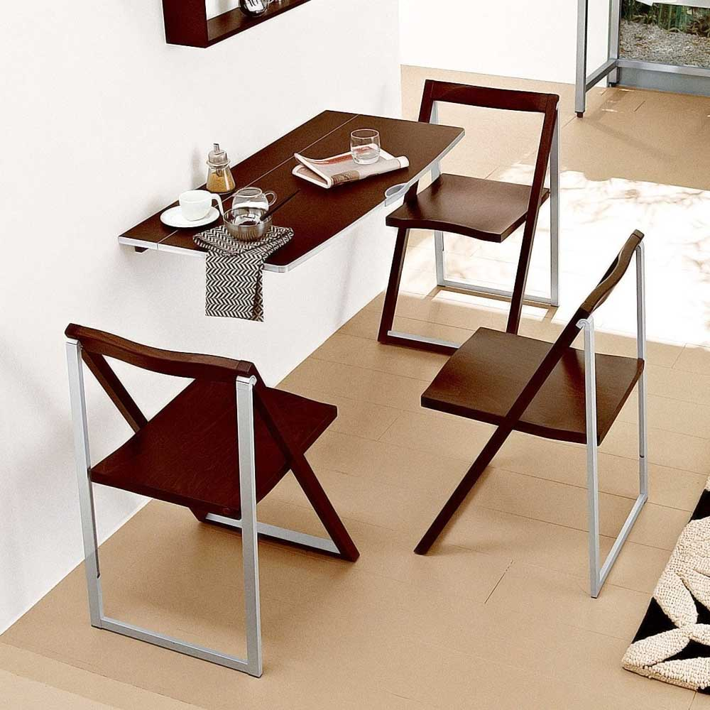 Bar Wall Folding Table from Calligaris Olivia
