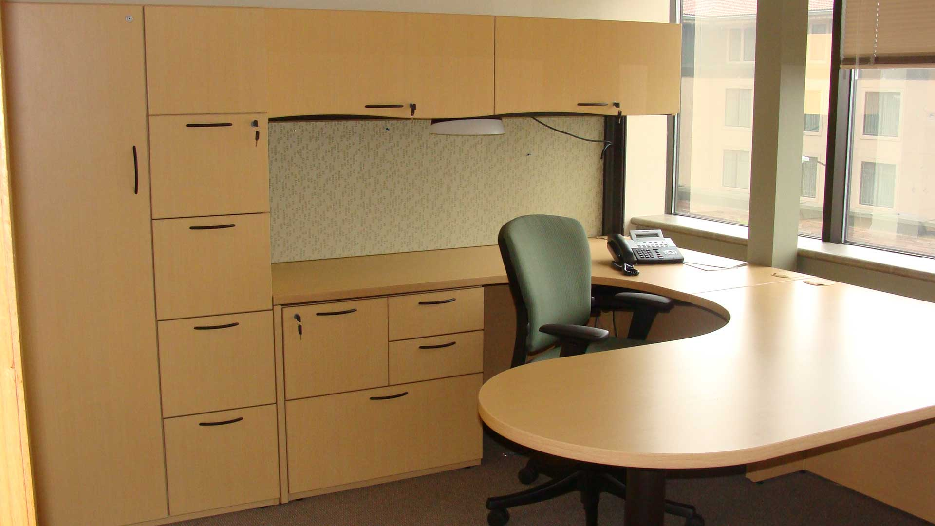 Colorado contemporary office furniture boulder